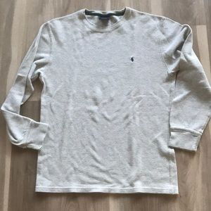 Men's Ralph Lauren Polo Thermal Shirt Large
